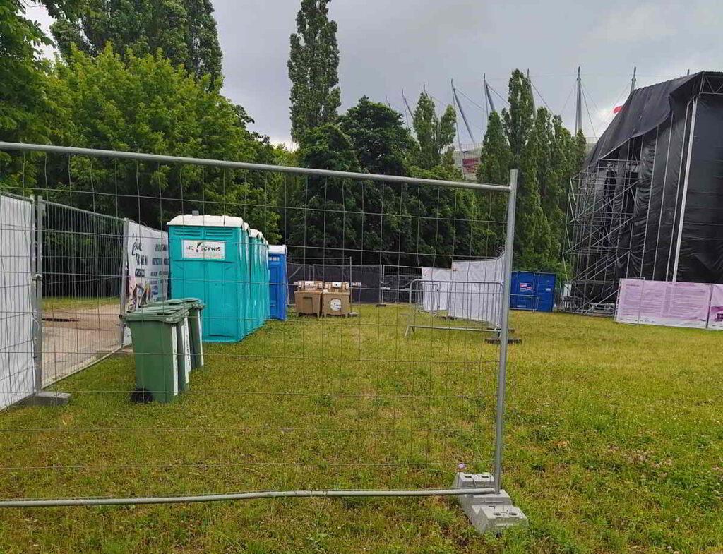 przenośne toalety warszawa